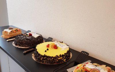 Cakes to celebrate!